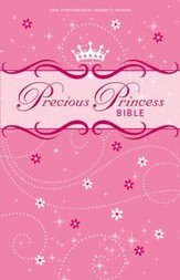 NIrV Precious Princess Bible - Slightly Imperfect