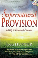 Supernatural Provision with CD