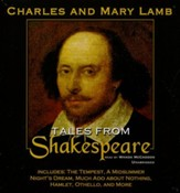 Tales from Shakespeare Unabridged Audiobook on CD