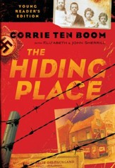 The Hiding Place - eBook