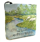 The Lord Is My Shepherd Tote