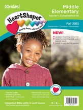 HeartShaper Middle Elementary Teacher's Convenience Kit, Fall 2013