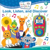 Baby Einstein: Look, Listen, and Discover Play-a-Song Book