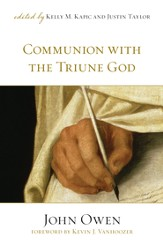 Communion with the Triune God - eBook
