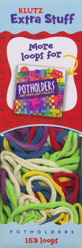 Extra Stuff for Potholders & Other Loopy Projects