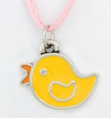 Be Joyful Pendant, Duck