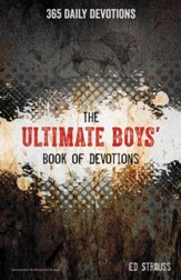 The Ultimate Boys' Book of Devotions: 365 Daily Devotions - Slightly Imperfect