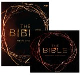 The Bible: Epic Miniseries Blu-ray with CD