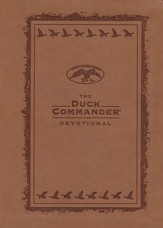 The Duck Commander Devotional Imitation Leather Edition