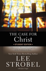 The Case for Christ Student Edition: A Journalist's Personal Investigation of the Evidence for Jesus - Slightly Imperfect