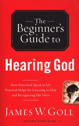 The Beginner's Guide to Hearing God
