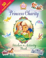 Princess Charity, Sticker Activity Book