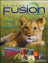 Science Fusion Grade 1 Homeschool Package