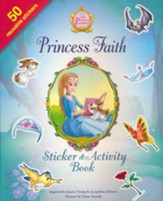 Princess Faith, Sticker Activity Book