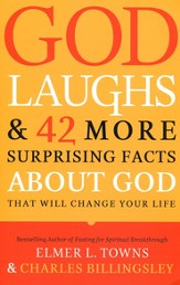 God Laughs & 42 More Surprising Facts About God That Will Change Your Life (slightly imperfect)