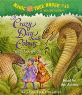 Magic Tree House #45: Crazy Day with Cobras Unabridged Audiobook on CD