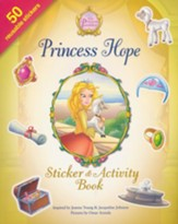 Princess Hope, Sticker Activity Book