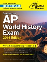 Cracking the AP World History Exam, 2016 Edition - eBook