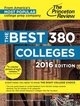 The Best 379 Colleges, 2016 Edition - eBook