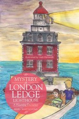 Mystery at London Ledge Lighthouse: A Haunting Encounter - eBook