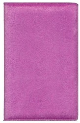 NIrV Plush Bible, Thinline, Purple Sparkle