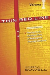Thin Red Line, Volume 1: Tracing God's Amazing Story of Redemption Through Scripture - eBook