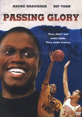 Passing Glory, DVD