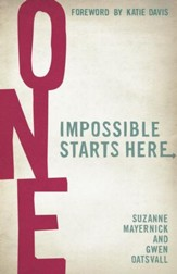 One: Impossible Starts here - eBook