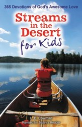 Streams in the Desert for Kids - Slightly Imperfect