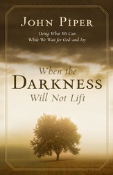 When the Darkness Will Not Lift: Doing What We Can While We Wait for God-and Joy - eBook