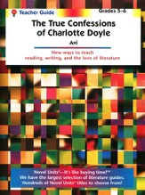 The True Confessions of Charlotte Doyle, Novel Units Teacher 5-6