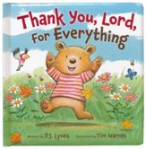 Thank You, Lord, For Everything Boardbook