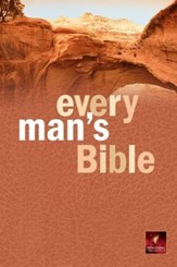 NLT Every Man's Bible, Hardcover