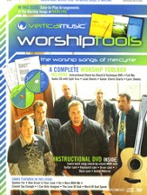 The Worship Songs of MercyMe Worship Tools Book/CD/DVD