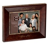 Family, A Lifetime of Love Photo Frame