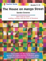 The House on Mango Street, Novel Units Teacher's Guide, Gr. 9-12