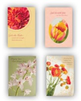 Budding Hope Get Well Cards, Box of 12