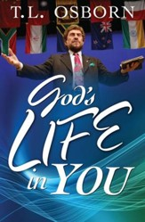 God's Life In You - eBook
