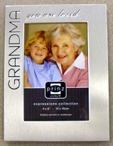 Grandma You are Loved Photo Frame