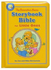 The Berenstain Bears Storybook Bible for Little Ones Boardbook - Slightly Imperfect