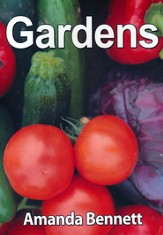 Gardens Unit Study on CD-ROM