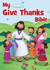 My Give Thanks Bible Boardbook