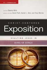 Exalting Jesus in Song of Songs - eBook