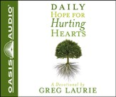Daily Hope for Hurting Hearts Unabridged Audiobook on CD