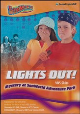 SonWorld Adventure Lights Out Mystery Skit DVD