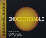 Indescribable Unabridged Audiobook on CD