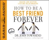 How To Be A Best Friend Forever Unabridged Audiobook on CD