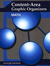 Content-Area Graphic Organizers: Math