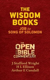 The Wisdom Books: Job to Song of Solomon - eBook