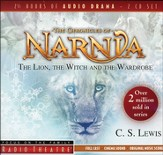 The Lion, the Witch, and the Wardrobe - Focus on the Family Radio Theatre audiodrama on CD